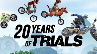 Trials: 20 Years Later - Evolution of Trials | The Leaderboard