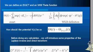 HOW TO PROVE RIEMANN HYPOTHESIS WITH OPERATOR THEORY AND FUNCTIONAL DETERMINANTS (power point)