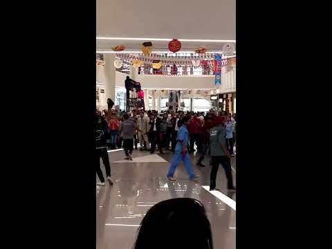 Lahore Emporium Flash Mob