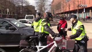Geert Wilders in Enschede, burgemeester neemt maatregelen