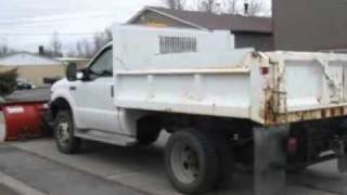 2000 Ford Super Duty F-550 Dually Dump Truck Truck - Clayton, NY