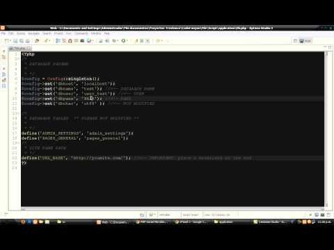 Installation - PHP Social Microblogging