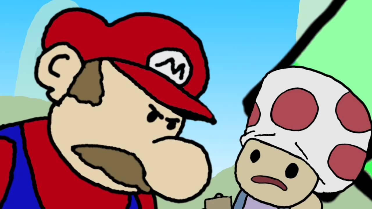 Mad Mad Mario 2 Youtube