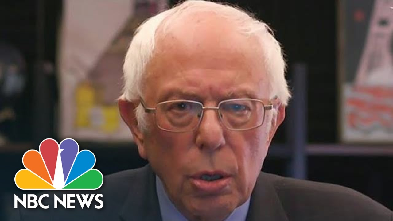 Vermont Sen. Bernie Sanders suspends presidential bid