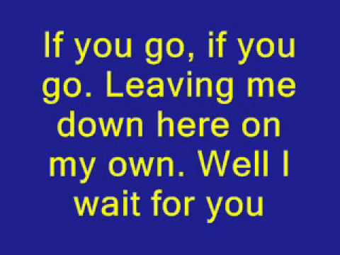 Coldplay - In My Place Lyrics