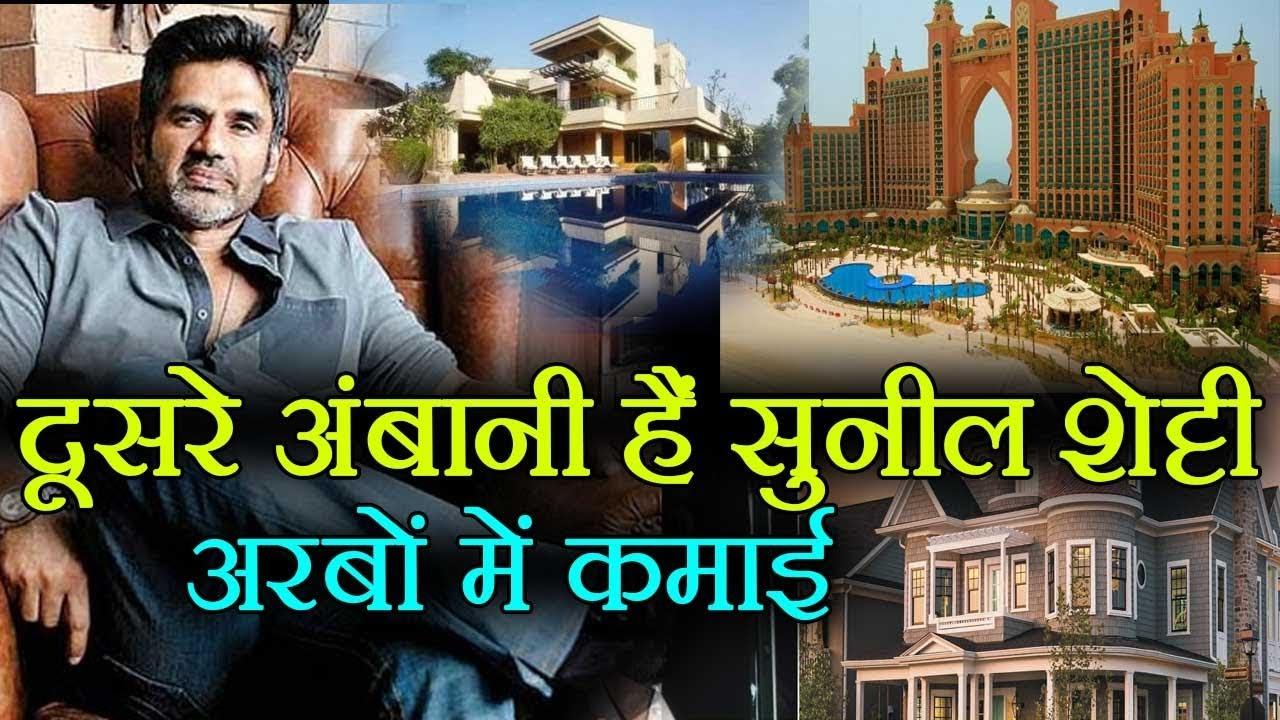 Sunil Shetty Hotels