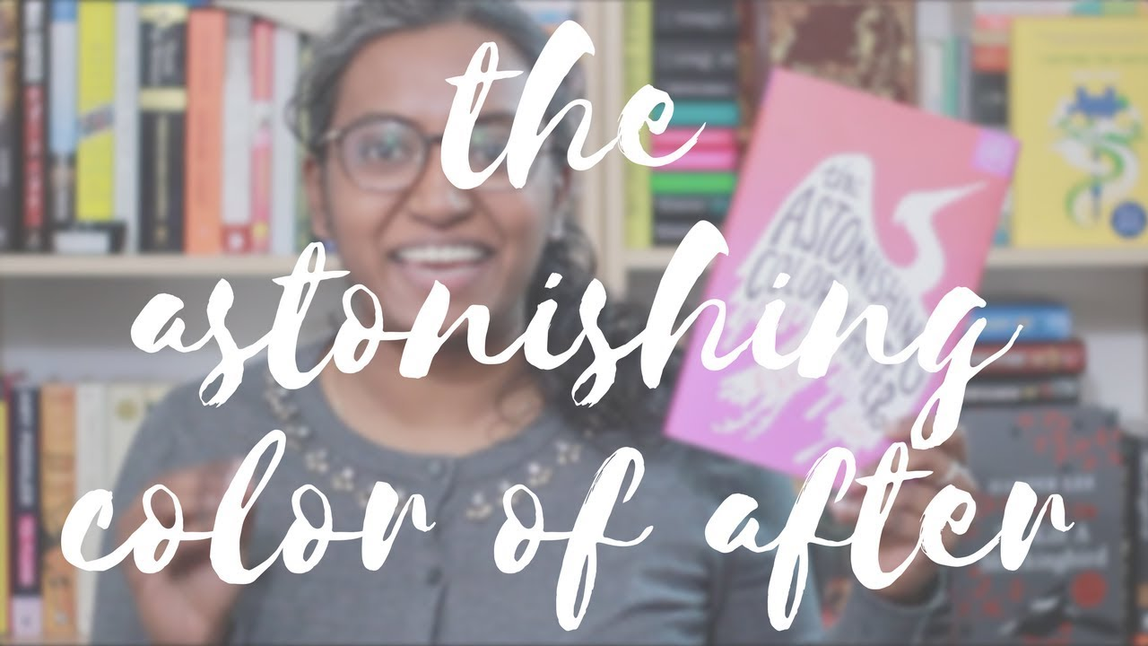 The Astonishing Color Of After By Emily X R Pan Book Review Youtube