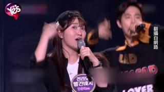 超強!EXO和素人飆唱 完美舞臺嗨翻全場