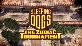 Sleeping Dogs Zodiac Tourmament ประลองยุธรชิงเงิน1ล้านบาท!