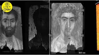 Scientists Examined These Portraits Of Egyptian Mummies And Uncovered Their 2,000 Year Old Secrets