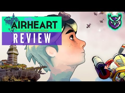 Airheart - Tales of broken Wings Switch Review