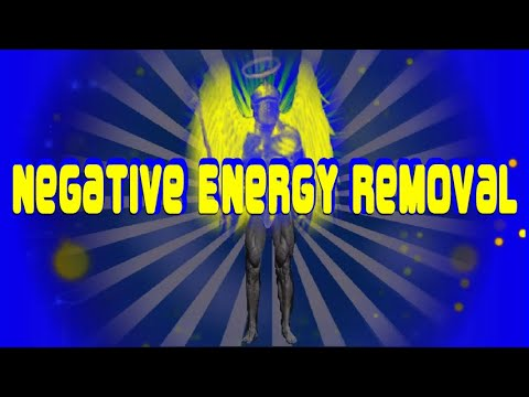 Negative Energy Removal Frequency - Future-Channelled Binaural Beat