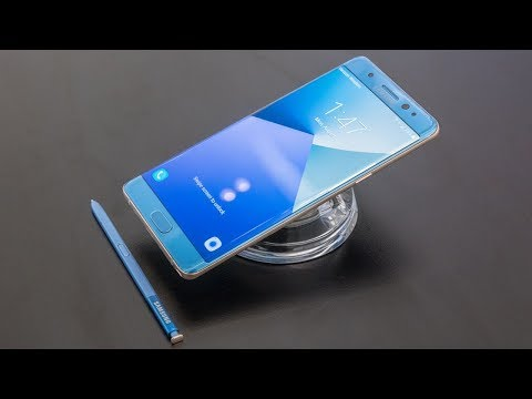 The specifications: Samsung Galaxy Note 8 include Deep Sea Blue in the new market.