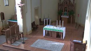 Rosary and Anticipated Sung Mass