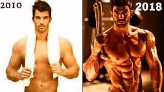 Sergi Constance Body transformation