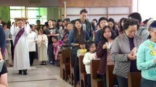 20161211善導之母堂主保瞻禮 祝福新祭台/公教報