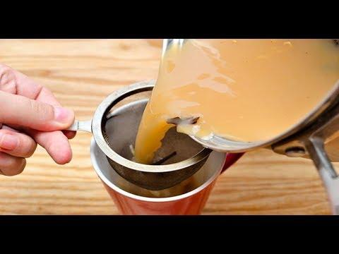 Когда пить имбирный чай