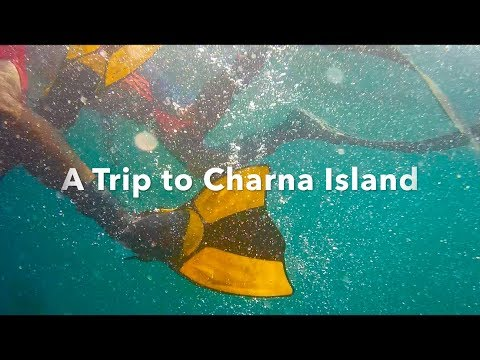 Charna Island, Karachi - Snorkelling, Scuba Diving, Spearfishing, Cliff Jumping, Angling