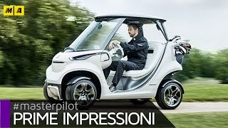 Mercedes-Benz Style Edition Garia Golf Car | Curiosità