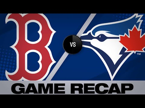 Pearce goes 3-for-5, homers in Sox's 8-2 win - 5/23/19