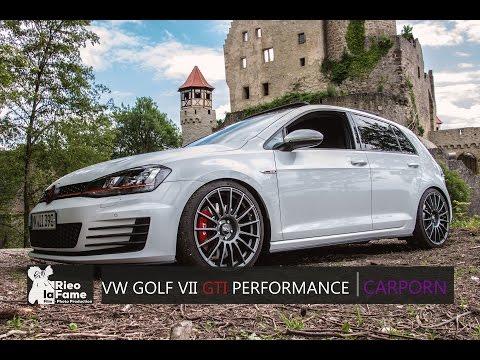 Tuning VW Golf VII 7 GTI | 230 PS