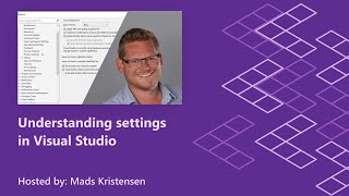 understanding settings in Visual Studio