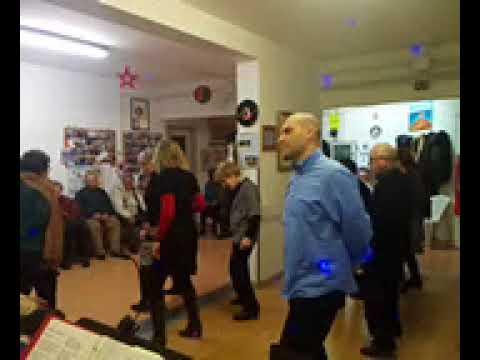 Ballo di gruppo Tarantella al C.S. Narni Scalo