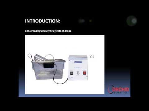 Vogel Test Apparatus, anxiometer, lickometer