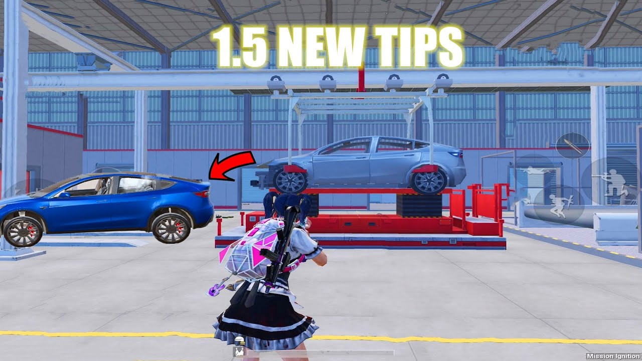 PUBG MOBILE 1.5 UPDATE NEW TIPS AND TRICKS