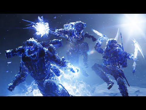 Destiny 2: Beyond Light – Stasis – Gameplay Trailer
