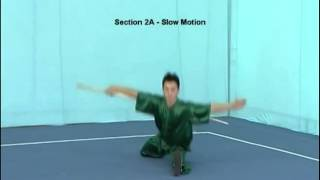 Gunshu Guiding 3 (centre wushu sport) kung fu grenoble