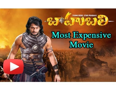 Bahubali - The Most Expensive Movie In Tollywood..!!! [HD] Travel Video