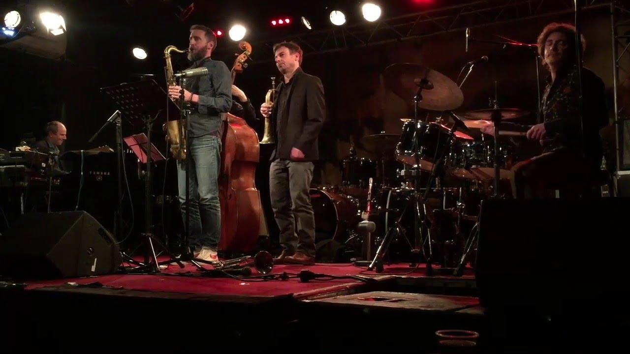 "Florian PELLISSIER Quintet | ""HIPSTER"" LIVE"