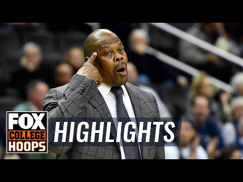 Georgetown vs. Providence | FOX COLLEGE HOOPS HIGHLIGHTS