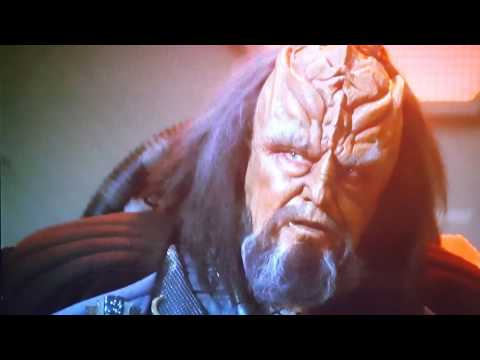 Worf's best moment.