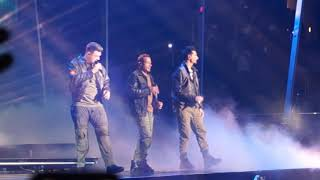 Backstreet Boys - Chateau/ Show me the meaning of being lonely at Staples Center (8/03/2019)