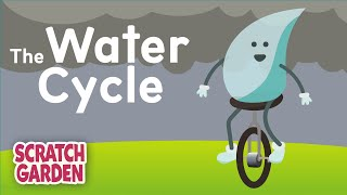 The Water Cycle Song | Scratch Garden