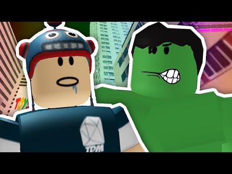 SUPERHERO TYCOON!! | Roblox
