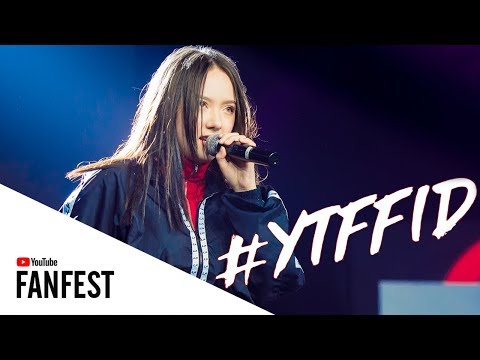 Jannine Weigel : YouTube FanFest Jakarta 2018 - วันที่ 11 Nov 2018