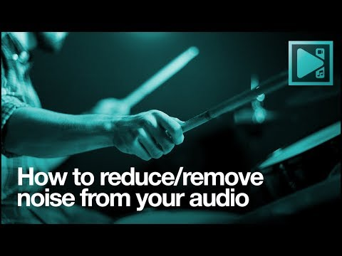 How to reduce/remove noise from your audio with VSDC Free Video Editor