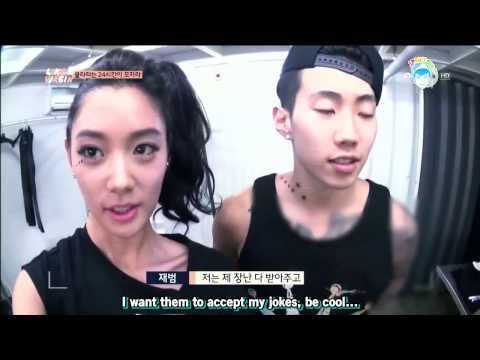 [ENG] 20131008 LIKE A VIRGIN Jay Park cut