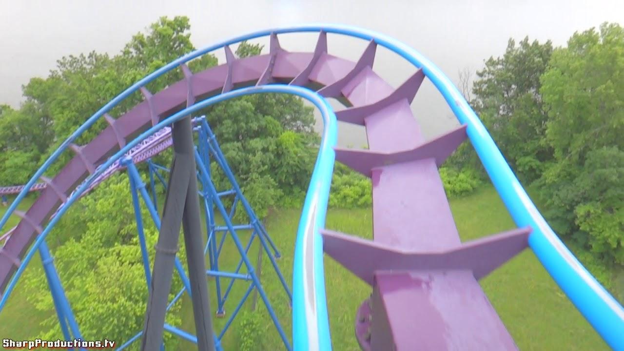 Batman (On-Ride) Six Flags New England
