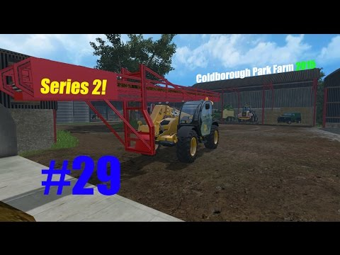 Coldborough Park Farm 2015 Episode 29 S2 | Dealing With The Cattle