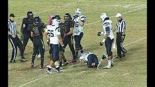 Maricopa Gridiron - October 29, 2011