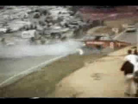 Joe Weatherly S Fatal Crash Youtube