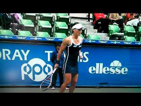 Maria Sharapova vs Samanta Stosur Japan open 2012