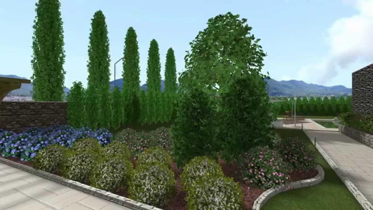 filmato di presentazione nbl landscape designer youtube