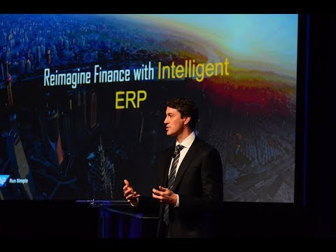 SAP-Centric Financials Keynote: Re-imagine Finance for 2020 and Beyond