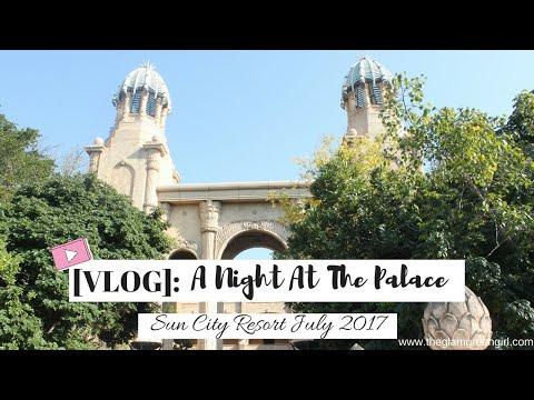 [VLOG]: A Night At The Palace - Sun City July 2017