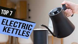 Best Electric Kettles of 2020 [Top 7 Picks]